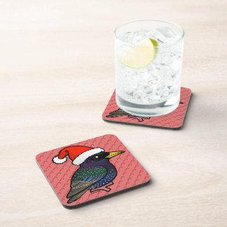Santa European Starling Coaster