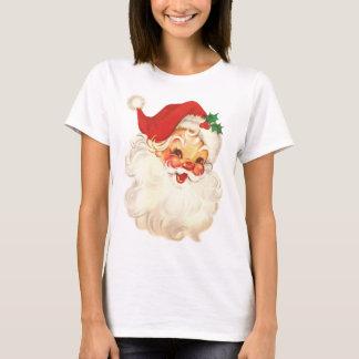 santa face vintage T-Shirt
