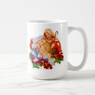Santa-familia, Noël, Jésus Marie Joseph Taza