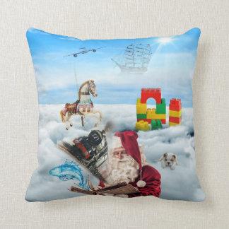 Santa Fantasy Pillow Wish List