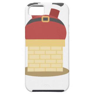 santa fat iPhone SE/5/5s case