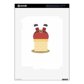 santa fat skin for iPad 3
