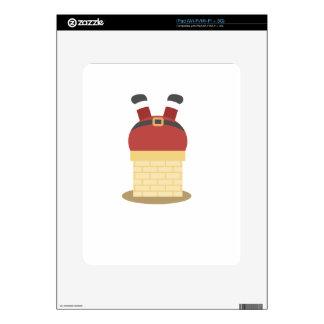 santa fat skins for the iPad