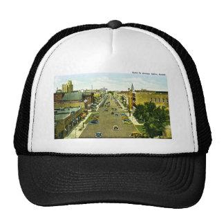 Santa Fe Avenue, Salina, Kansas Trucker Hat