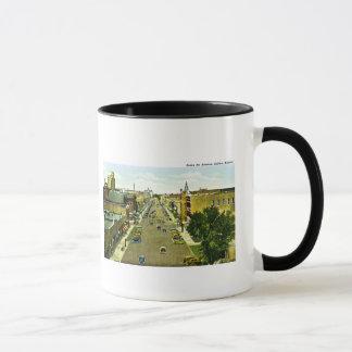 Santa Fe Avenue, Salina, Kansas Mug
