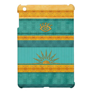 Santa Fe Aztec Sun Case For The iPad Mini