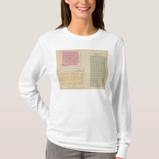 Santa Fe, Dalton, and South Haven, Kansas T-Shirt
