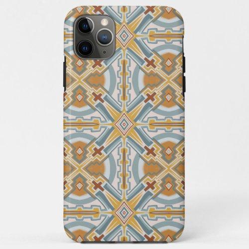 Santa Fe Geometric Pattern Case_Mate iPhone Case