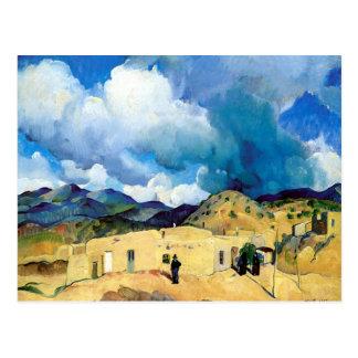 Santa Fe Hills Postcard
