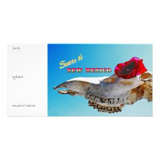 Santa Fe, New Mexico Card