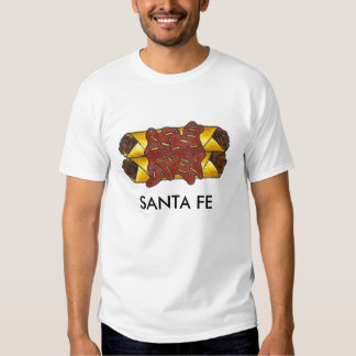 Santa Fe New Mexico Cheese Enchiladas Enchilada T T-Shirt