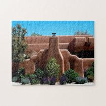 Santa Fe New Mexico. Jigsaw Puzzle