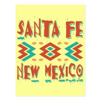 SANTA FE, NEW MEXICO POST CARDS