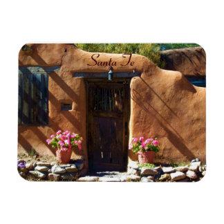 Santa Fe, New Mexico Rectangular Photo Magnet