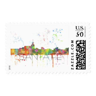 SANTA FE, NEW MEXICO SKYLINE POSTAGE
