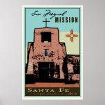 Santa Fe, New Mexico, USA Posters