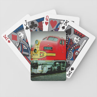 Santa Fe Playing Cards Bicycle Playing Cards