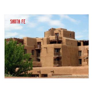 Santa Fe Postcard