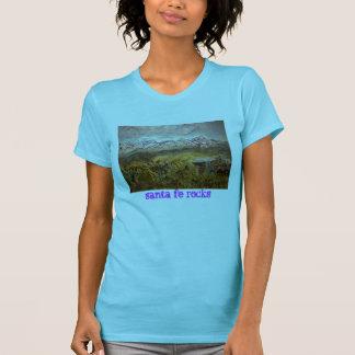 santa fe rocks tshirts