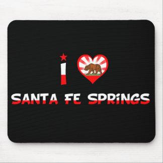 Santa Fe Springs, CA Mousepads