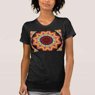 Santa Fe Summer Night, Abstract Warm Romance T-shirts