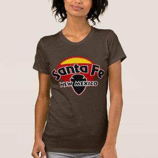 Santa Fe Sun Playera