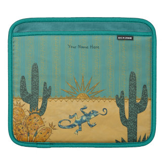 Santa Fe Sunrise iPad Sleeve