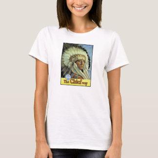 Santa Fe the Chief Way T-Shirt