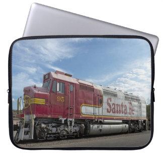 Santa Fe Train Computer Sleeve