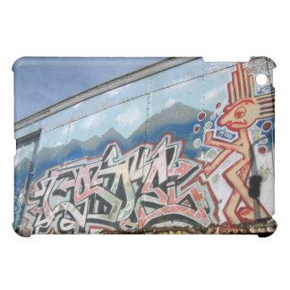 Santa Fe train graffiti iPad Mini Covers