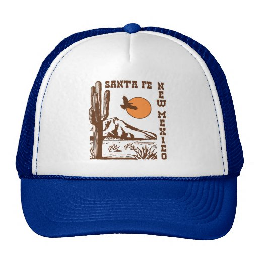 Santa Fe Trucker Hat