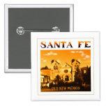 Santa Fe vieja Pin