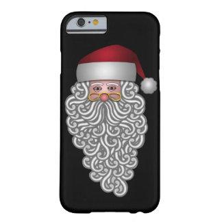 Santa festivo funda para iPhone 6 barely there