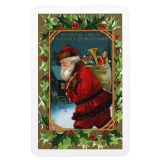 Santa Flexi Magnet