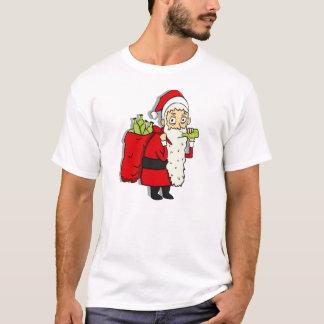Santa for great T-Shirt