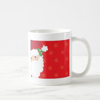Santa Frame Coffee Mug