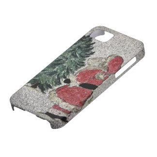 santa fresco iPhone SE/5/5s case