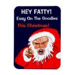 Santa Fridge Magnet