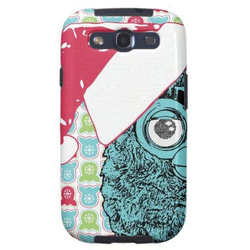 Santa Furby Galaxy S3 Covers