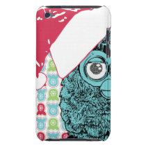 Santa Furby iPod Touch Case-Mate Case