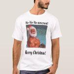 Santa gay playera