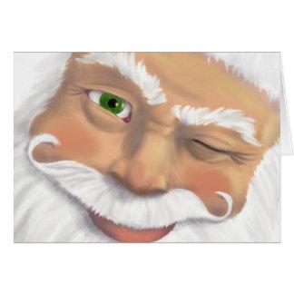 Santa - Gc H Card