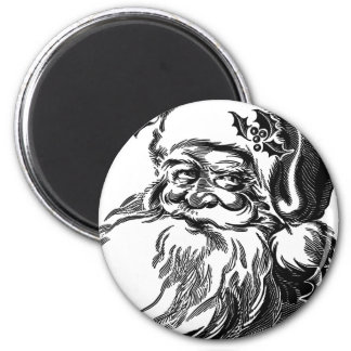 Santa Gifts Magnet