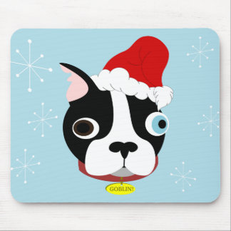 Santa Goblin! Mouse Pad