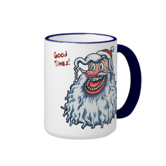 Santa Good Times Mugs