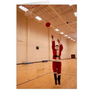 Santa Got Hops Greeting Card