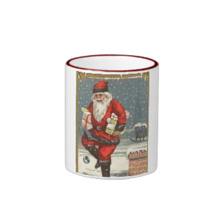 Santa Greetings Mug