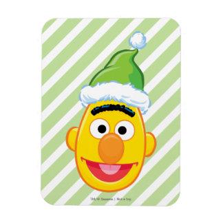 Santa Hat Bert Magnet
