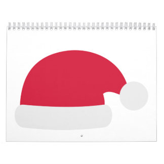 Santa Hat Calendar