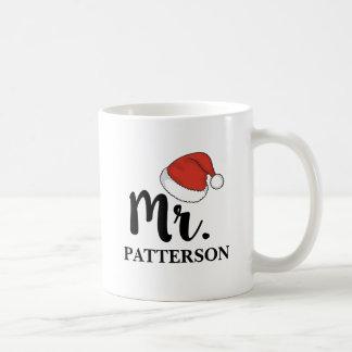 Santa Hat Mr. Mug
